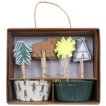 MeriMeri-cupcake-kit-lets-explore-hvid-gron-green-white