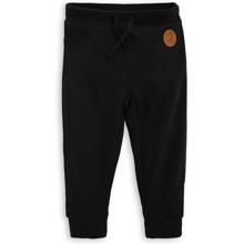 Mini-rodini-fleece-bukser-pants-trousers-black-sort