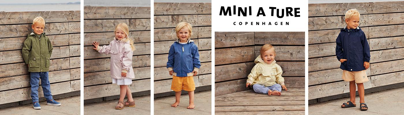 0e5afe30 Klæd dit barn varmt på i æstetisk overtøj fra Mini A Ture