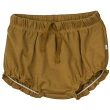 Minimalisma-stampe-bloomers-shorts-golden-leaf-guld-gold-curry-karry-1