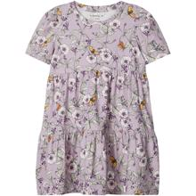 Name-it-dress-kjole-lilla-purple-flowers-blomster