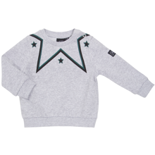 Petit by Sofie Schnoor Light Grey Melange Sweat