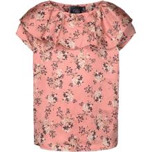 Petit-by-Sofie-Schnoor-bluse-shirt-rosa-rose-flowers-blomster-ny