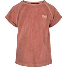 Petit-by-Sofie-Schnoor-t-shirt-tee-frotte-rose-rosa-fleece-ny