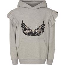 Petit-by-Sofie-Schnoor-grey-graa-sweatshirt-hoodie-grey-graa-wings-vinger-black-sort-gold-guld