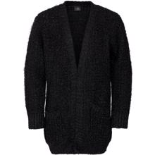 Petit-by-Sofie-Schnoor-strik-knit-cardigan-glitter-black-sort