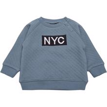 Petit-by-Sofie-Schnoor-sweatshirt-dusty-blue-blaa-nyc