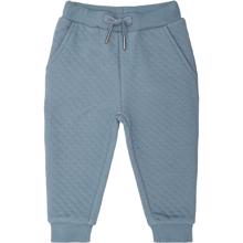 Petit-by-Sofie-Schnoor-bukser-sweatpants-pants-dusty-blue-blaa