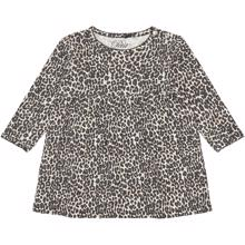 Petit-by-Sofie-Schnoor-dress-kjole-leopard-black-sort-rose-rosa