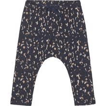 Petit-by-Sofie-Schnoor-pants-bukser-blue-blaa-leo-leopard-black-sort