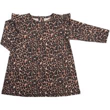 Petit-by-Sofie-Schnoor-dress-kjole-leo-leopard-rose-rosa-black-sort