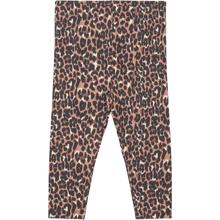 Petit-by-Sofie-Schnoor-leggings-leo-leopard-rose-rosa-black-sort