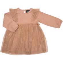 Petit-by-Sofie-Schnoor-dress-kjole-rose-rosa-glitter-lurex-flaeser