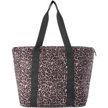 Petit-by-Sofie-Schnoor-shopper-taske-leopard-brun-brown-black-sort