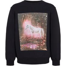 sofie-schnoor-sweatshirt-black-sort-unicorn-print