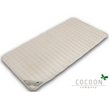 cocoon-rullemadras-baby-kapok-organic