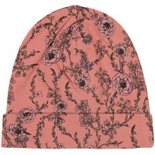 Petit by Sofie Schnoor Dusty Rose Flowers Beanie