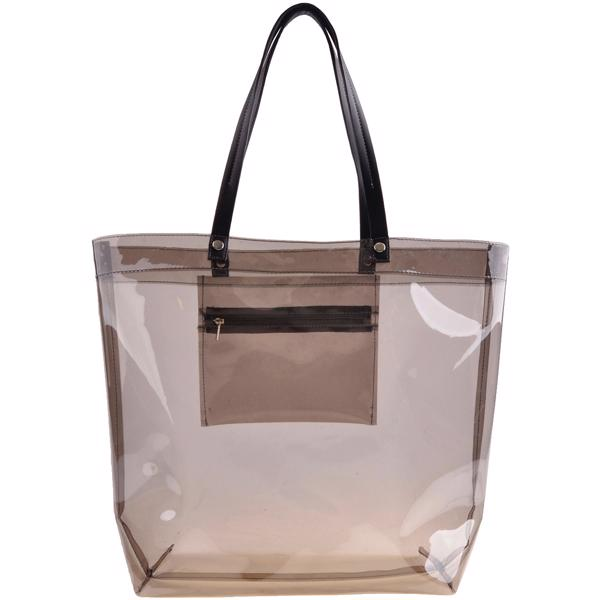 Petit by Sofie Schnoor Transparent Grey Shopper