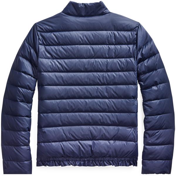 Ralph Lauren Navy Quilted Barn Jacket