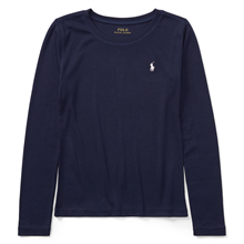 Polo-ralph-lauren-blue-french-navy-blaa-troeje-bluse-shirt