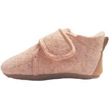 Pom-pom-futter-home-shoes-rose-wool-uld-velcro-indoorshoes