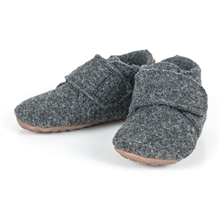 Pom-pom-wool-futter-antracit-grey-graa-uld-home-shoes