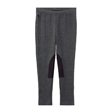 Ralph-lauren-leggings-bukser-graa-grey-black-sort