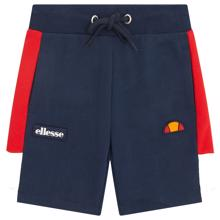 Ellesse-Normalio-fleece-shorts-navy-blue-blaa