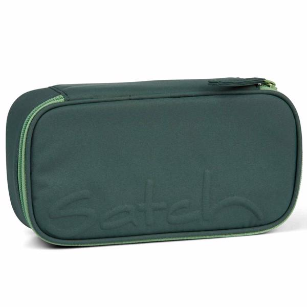 satch-schlamperbox-be-brave-groen-green