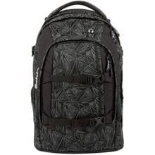 Satch-skoletaske-bag-pack-sort-black-Ninja-Bermuda