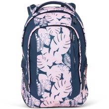 Satch-bag-pack-skoletaske-Botanic-Blush