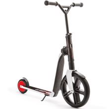 Scoot-and-Ride-Highway-Gangster-scooter-bike-push-loebecykel-loebehjul-white-hvid-red-roed