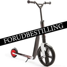 FORUDBESTILLING Scoot and Ride Highway Gangster White/Red