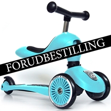 FORUDBESTILLING Scoot and Ride Highway Kick 1 Blueberry