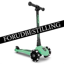 FORUDBESTILLING Scoot and Ride Highway Kick 3 LED Kiwi