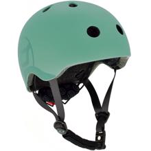 Scoot-and-ride-helmet-forest-cykelhjelm