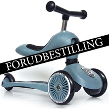 Scoot and Ride FORUDBESTILLING Highway Kick 1 Steel