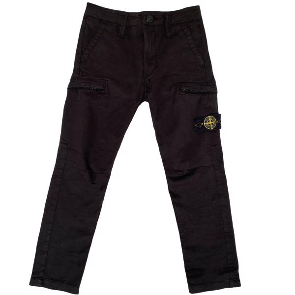 Stone-island-bukser-pants-black-sort-boy-dreng