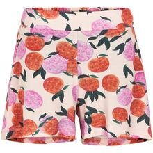 The-New-shorts-flowers-blomster-pink-red-roed