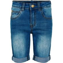 The New Slim Shorts Light Blue Denim