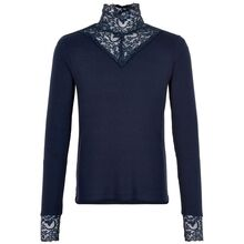 The New Olace Bluse Navy Blazer