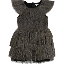 little-marc-jacobs-dress-kjole-soelv-silver