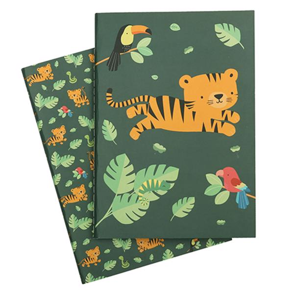 a-little-lovely-company-A5-note-book-notesbog-jungle-tiger-STNBJT04