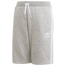 adidas Fleece Shorts Grey/White