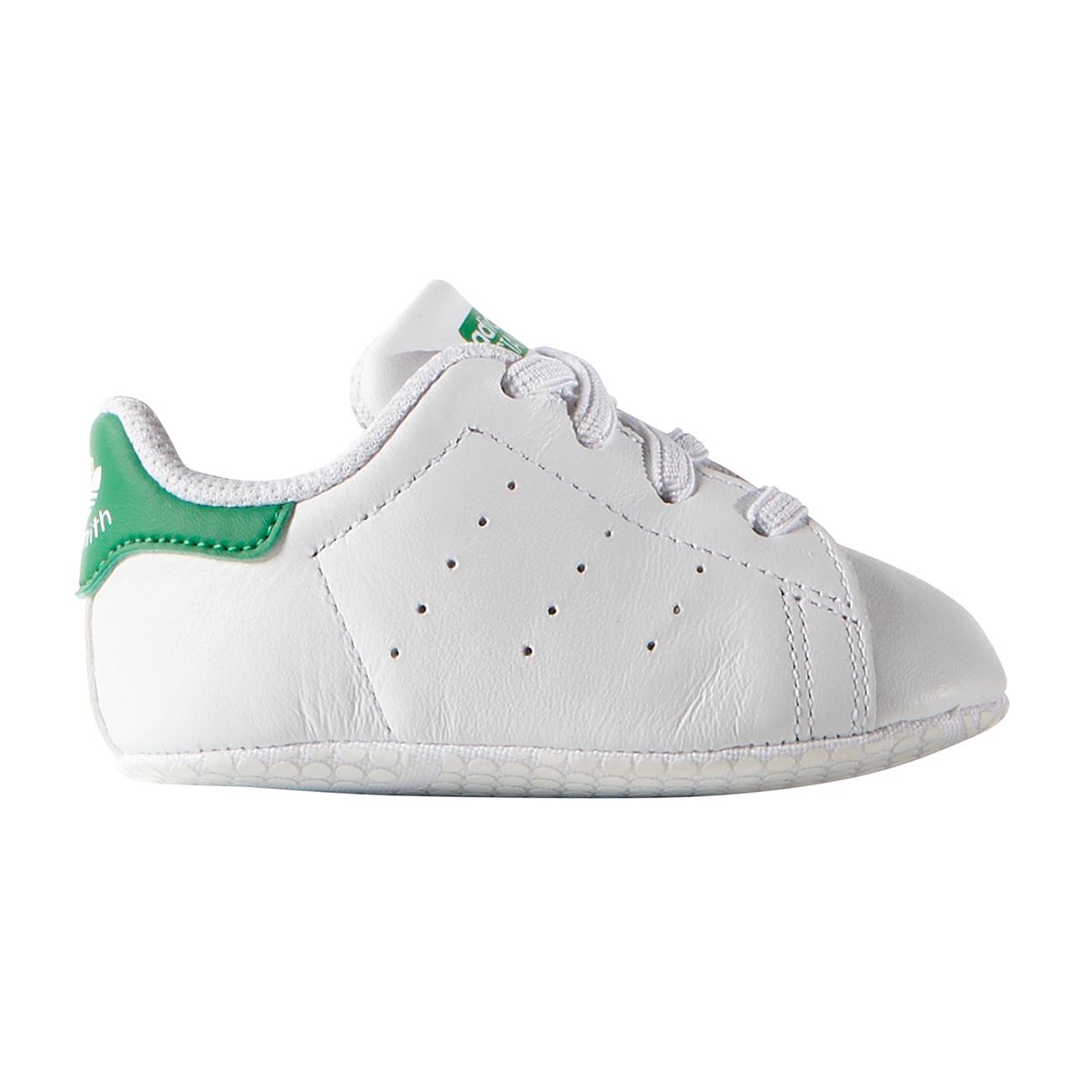 e1a47975 adidas Baby Stan Smith Sneakers White/Green B24101