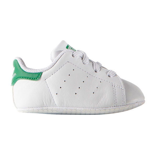 low priced 621cb d2cc3 adidas Baby Stan Smith Sneakers WhiteGreen B24101