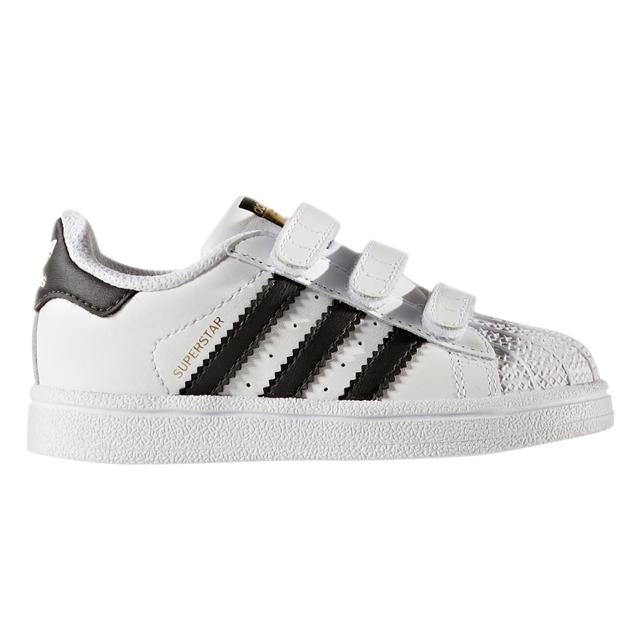12596bdf3 adidas Superstar Sneakers White/Black