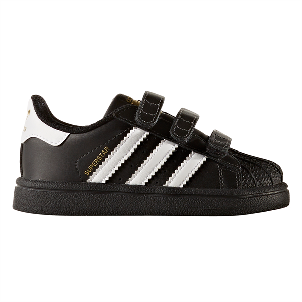 81167d5c095 adidas Superstar Sneakers Black/White