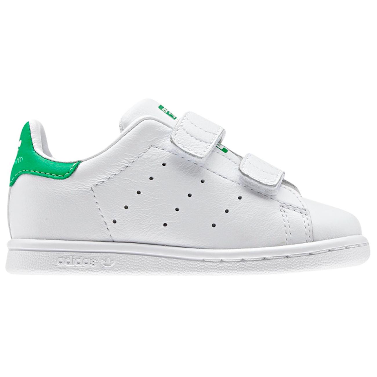 adidas Stan Smith Sneakers WhiteGreen M20609