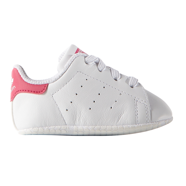 90b152bc9a03 adidas Baby Stan Smith Sneakers White Pink S82618